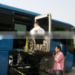 WL-UVL Series Under Vehicle Wheelchair Lift for Bus