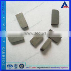 ss10 yg15 k20 carbide tips by zhuzhou top rank manufacturer