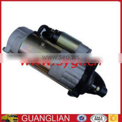 QDJ2529D starter 24V 5.5KW 12Teeth 43 mm shiyan desel engine parts