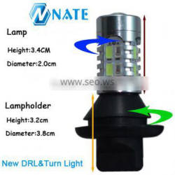 Led Light Bulb Auto Accessories Exclusive Design DRL Turn Light All In One High Power Led