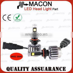 for BMW 5 Series for BMW Z3 Riviera for Honda for Accord 03 9005 motorcycle led headlight bulb Material PVC