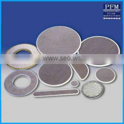 stainless steel wire mesh filter disc for homeware