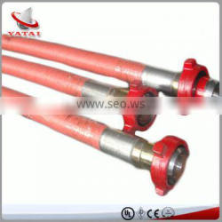 Rubber Hose! API 7K Rotary Drilling Hose, 35Mpa, 70Mpa, 51mm-102mm Size Drilling Hose for Oil Field