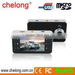Hot sale high-resolution G-sensor car dvr video recorder