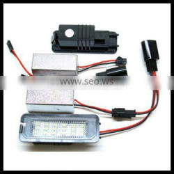 Canbus LED Number License Plate Light for Porsche Ca yenne 2011-2013