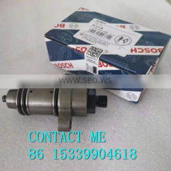 Diesel fuel injection pump plunger