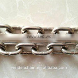 decorative stainless steel chain
