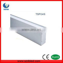 TSP049 Aluminum LED Profile for wall lighting with internal driver 85*33mm