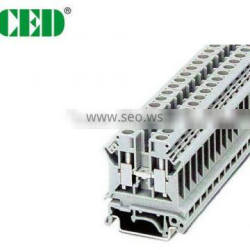 Din Rail Terminal Blocks Connectors with good quality