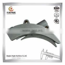 customized low pressure sand casting