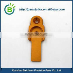 CNC Manufacturing service turning part brass machining parts BCR 0217