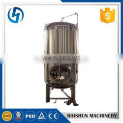 Best Selling beer fermenting vessel serving tank