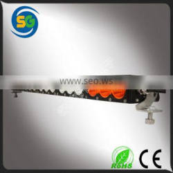 Best sales Truck accessories 27.2 inch 150w LED bar light Offroad LED light bar LED head lamps for truck auto parts