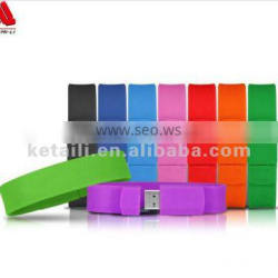 New Design Hotselling Custom Silicone gel rubber USB Dust Cover