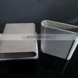 Best quality natural anodized 6000 series aluminium enclosure (aluminium enclosure box, aluminium extrusion)