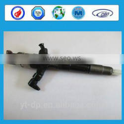 Diesel Fuel Injection Parts Common Rail Injector 23670-0L090 , 295050-0180
