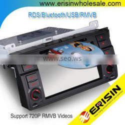 Erisin ES7246C 1 Din 7 inch Touch Screen Car DVD Player for E46