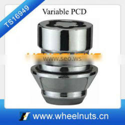 PCD wheel locking nut