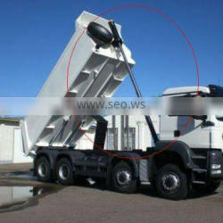 HYva Multi Stages Hydraulic Telescopic Cylinder for Trailer