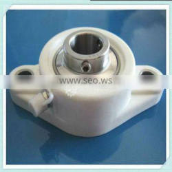 Plastic bearing adjustable pillow block bearing