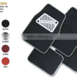 FF-CM09 TYPE CARPET CAR FLOOR MAT, CAR MATS