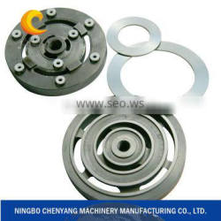 Mechanical precision customized die casting parts for cover