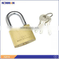 amerilock loto safety solid brass padlock