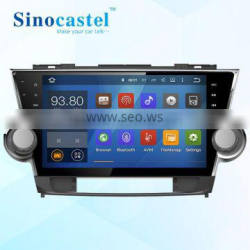 wholesale Android Quad core Bluetooth Rearview camera car gps navigation