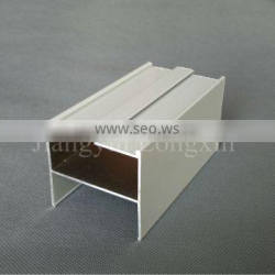 White powder costed aluminium window profile for clean room