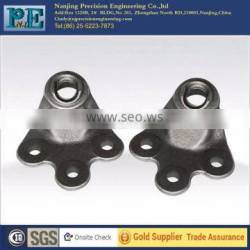 Custom China good quality forged steel floor standing bracket
