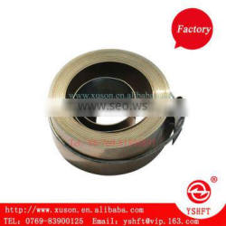 SUS301 stainless steel small flat wire constant force spring for skin stapler