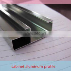 China high quality aluminum profile for kitchen cabinet competitive price