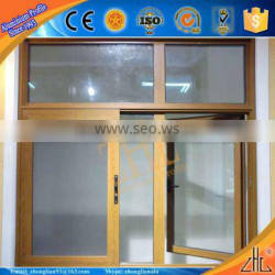 Many aluminium window frame design,aluminum casement window drawing,OEM