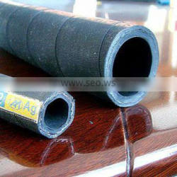 china well sold high pressure rubber hose ,wire braid (spiral) hydraulic rubber hose
