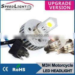 Top Selling M3H 24W 2500 Lumens LED Headlight Motorcycle