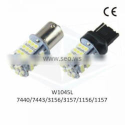 Bonjour LED Auto Light T20 7440 7443 45SMD 3528 1210 with CE