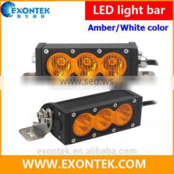 New luanched/super slim led light bar 10W amber led light bar 30W 60W 90W 120W 150W 180W 210W 240W 270W