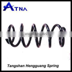 high quality heavy duty spring conical spring for cars