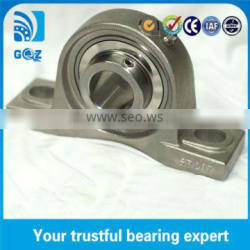 SSUCP207 Stainless Steel Pillow Block Ball Bearing