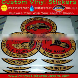 Stonedoing S17 customize made your own car decals