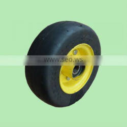 "Lawn Mower Wheel 9""X3.50""-4smooth"