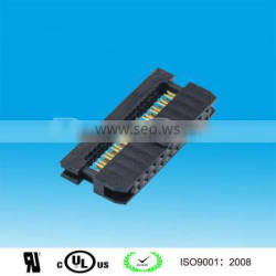 High quality With Bump IDC Cable 2.0*2.0mm Pitch IDC Connector