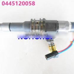 Genuine and new Diesel Injector 0445 120 058 for Common Rail Disesl Injector 0445120058