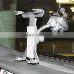 Universal car mobile phone suction windshield Dash mount