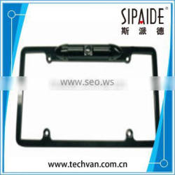 SPD28 America Car License Plate Aluminium alloy Frame Holder Rear View Camera For America Cars With IR Light+Waterproof