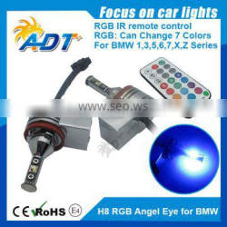 LED Angel Eyes Light 8W for BMW 3-series E90 sedan LCI 328i, 328xi