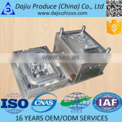 OEM and ODM with factory price plastic injection mold building