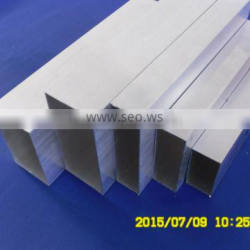 Extruded aluminium tube profiles for Myanmar market