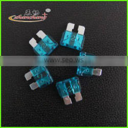 automotive fuse with switch 12V Europe fuse Blue Color