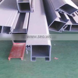 sliding window usage powder coating aluminium extrusion profiles
